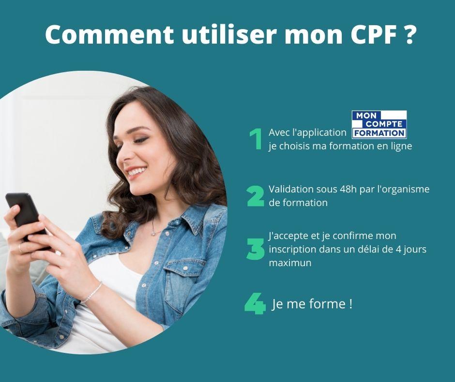 Formations CPF sur le web à Brest, Quimper et Nantes