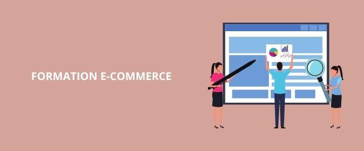 Formation commerçants créer son site e-commerce