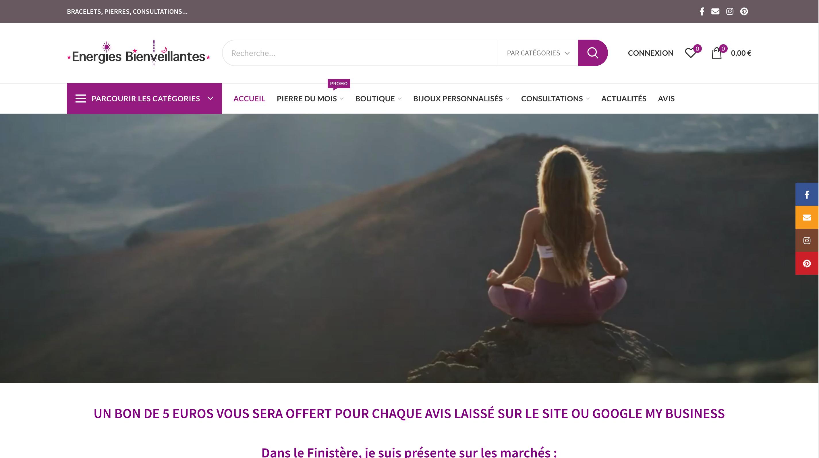 site e-commerce quimper